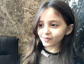 قصة الطفلة فريدة أصغر مطربة فى البحيرة لم يتعد عمرها 10 أعوام.. فيديو
