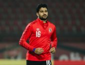 الأهلى يعلن غياب على لطفى عن مواجهة مصر المقاصة بسبب الإصابة