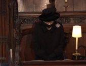 """الملكة إليزاليث تختار """"بروش"""" تاريخي ومميز لحضور جنازة الأمير فيليب.. ورثته من جدتها"""