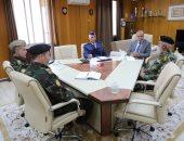 المجلس الرئاسى الليبى يبحث مستجدات فتح الطريق الساحلى
