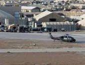تعرض قاعدة جوية أمريكية شمال بغداد إلى قصف صاروخي
