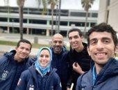 عبد الرحمن وائل يتأهل لنهائي البطولة الأفريقية للتايكوندو بالنقطة الذهبية