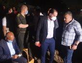 """لجنة مصغرة من """"نقل النواب"""" تزور مصابى حادث قطار طوخ وتطالب بمحاسبة المقصرين"""