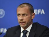 رئيس يويفا: أنييلي شخصية مزيفة.. ودوري السوبر الأوروبي بصقة فى وجه كرة القدم