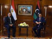 رئيس وزراء ليبيا: إعادة افتتاح السفارة المصرية فى طرابلس عقب عيد الفطر