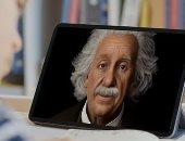 ابتكار منصة رقمية بمظهر وصوت أينشتاين حول نظريات الفيزياء