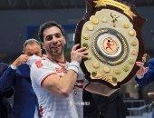 أحمد الأحمر يستقر على اعتزال اللعب دوليا عقب أولمبياد طوكيو المقبلة