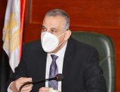 محافظ سوهاج: خطة لزيادة مخارج الأكسجين بالمستشفيات المتعاملة مع حالات كورونا