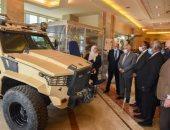 العربية للتصنيع تستقبل وفد الصناعات الدفاعية السودانية
