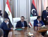 الحكومة تبحث علاقات التعاون المشترك فى مجال الطيران المدنى مع الأشقاء الليبيين