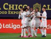 ريال مدريد ضد إشبيلية.. فينيسيوس وبنزيما يقودان هجوم الملكى وهازارد بديلا