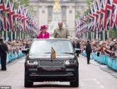 احتفال بسيط بعيد ميلاد الملكة إليزابيث حدادا على الأمير فيليب