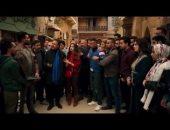 """مسلسل """"النمر"""" الحلقة 8 : محمد إمام يخطط لسرقة 5 مليون دولار من نرمين الفقى"""