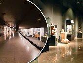 """متحف الأقصر يحتفل بـ""""يوم التراث العالمى"""" على طريقته الخاصة.. مدير المتحف يستعرض تاريخ إنشائه فى 1975 بحضور رئيس فرنسا.. ويعرض تاريخ قطع تراثية داخل المتحف.. ويؤكد: نعرض مفهوم التراث وأنواعه بشكل مختلف"""