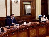 رئيس الوزراء يتابع مع محافظ الجيزة المشروعات الجارى تنفيذها فى المحافظة