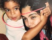 """شريهان تحتفل بعيد ميلاد ابنتها """"لولوة"""": بعينك أري الحياة أجمل.. فيديو وصور"""