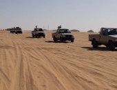 الجيش الليبى يحبط هجوما مسلحا على وحدة عسكرية بالجفرة