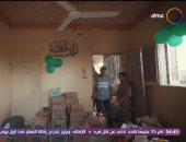 """""""حياة كريمة"""" تحقق حلم محمد عبد الهادى بعد إصابته بعموده الفقرى ليفتح مشروعا"""