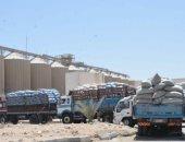 توريد 326 ألف طن قمح لشون وصوامع محافظة البحيرة