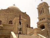 زيارة لكنيسة القديس مارجرجس.. الشفيع الحامى رمز النبل والفروسية