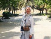 برة الملعب.. أمانى الحريرى لاعبة اليد: حلمى أكون مصممة أزياء وبحب عدوية
