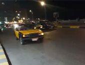 انخفاض فى درجات الحرارة ونشاط فى حركة الرياح بالإسكندرية.. فيديو