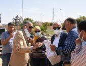 تنفيذ شبكات صرف لربط القاهرة الجديدة بمحطة معالجة الجبل الأصفر