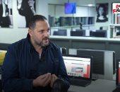"""عماد زيادة: مشاركتى أمام السقا وكرارة فى """"نسل الأغراب"""" حفزنى لتقديم الأفضل"""