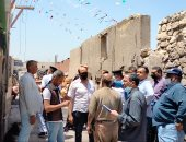 محافظة القاهرة تواصل إخلاء بطن البقرة وتنقل السكان لوحدات جديدة بالأسمرات