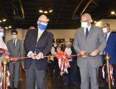 افتتاح معرض إبداعات المعماريين الإيطاليين بحضور سفير إيطاليا