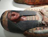 """قارئ يشارك """" صحافة المواطن """" صور زيارته للمتحف القومى للحضارة"""