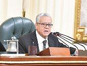 رئيس مجلس النواب يرفع الجلسة العامة.. وعودة الانعقاد 9 مايو.. صور