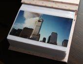 شاب يكتشف صور لم تعرض من قبل لأحداث 11 سبتمبر فى ألبوم عائلى