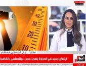 ارتفاع جديد بدرجات الحرارة يضرب مصر.. فيديو