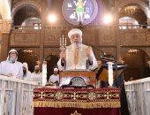 الكنيسة الأرثوذكسية تحتفل بأحد توما بعد أسبوع من عيد القيامة