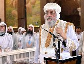 البابا تواضروس يؤكد على ملكية الكنيسة الأرثوذكسية لدير السلطان بالقدس