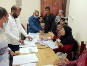 نقل 22 أسرة من مسار محور شينزو آبى بمدينة الأمل لوحدات المحروسة