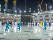 السعودية تعلن نجاح خطة رئاسة شئون الحرمين في ظل تفشي كورونا خلال رمضان
