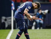 باريس سان جيرمان يعلن غياب نيمار ضد لايبزيج في دوري أبطال أوروبا