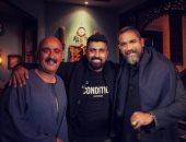 """محمد سامي يتوسط عساف وغفران فى """"نسل الأغراب"""": ربنا يجعل كلامنا خفيف عليهم"""