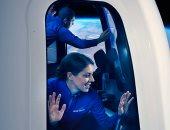 Blue Origin تعرض المقاعد الأولى بصاروخها لنقل السياح إلى المدار الفضائى