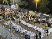 حادث دامى فى إسرائيل.. عشرات القتلى والجرحى خلال احتفال دينى.. فيديو