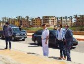 محافظ كفر الشيخ يتابع غلق الشواطئ والمتنزهات لمواجهة فيروس كورونا