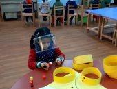 وحدة مدارس النيل تقرر إجراء مقابلات للأطفال المتقدمين للالتحاق بـkg1
