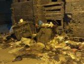 محافظة البحيرة ترد على شكوى تراكم القمامة بوسط مدينة رشيد