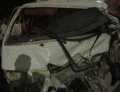 النيابة تنتهى من مناظرة 18 جثة لضحايا حادث الدائرى الأوسطى وتصرح بالدفن