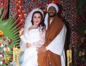 نجمات بفستان الزفاف في دراما رمضان 2021.. هنا وغزل وعاليا وحلاوتهم