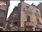"""""""بيت داليدا"""" في قلب شبرا.. أسرار وحكايات لأجمل من غنى لمصر.. فيديو"""