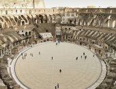 """إيطاليا تعيد بناء المدرج الرومانى """"الكولوسيوم"""" فى روما وفتحه للزوار 2023"""