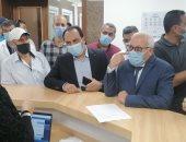 تخصيص مركزين شباب ومركز للإغاثة لتلقى لقاح كورونا فى بورسعيد